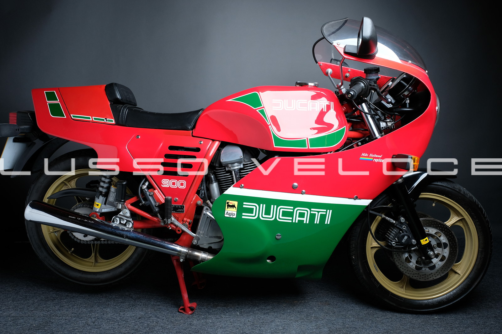 Ducati MHR Electric start 1985