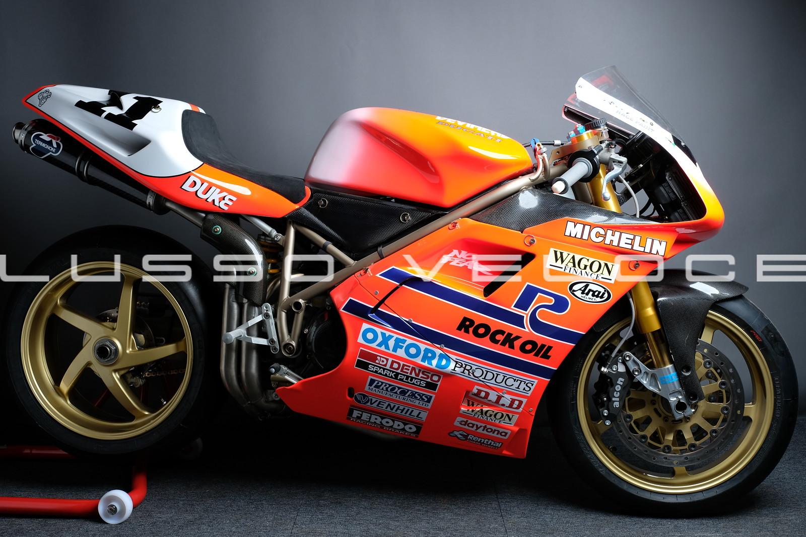 A quick look at Hislops 955 Ducati