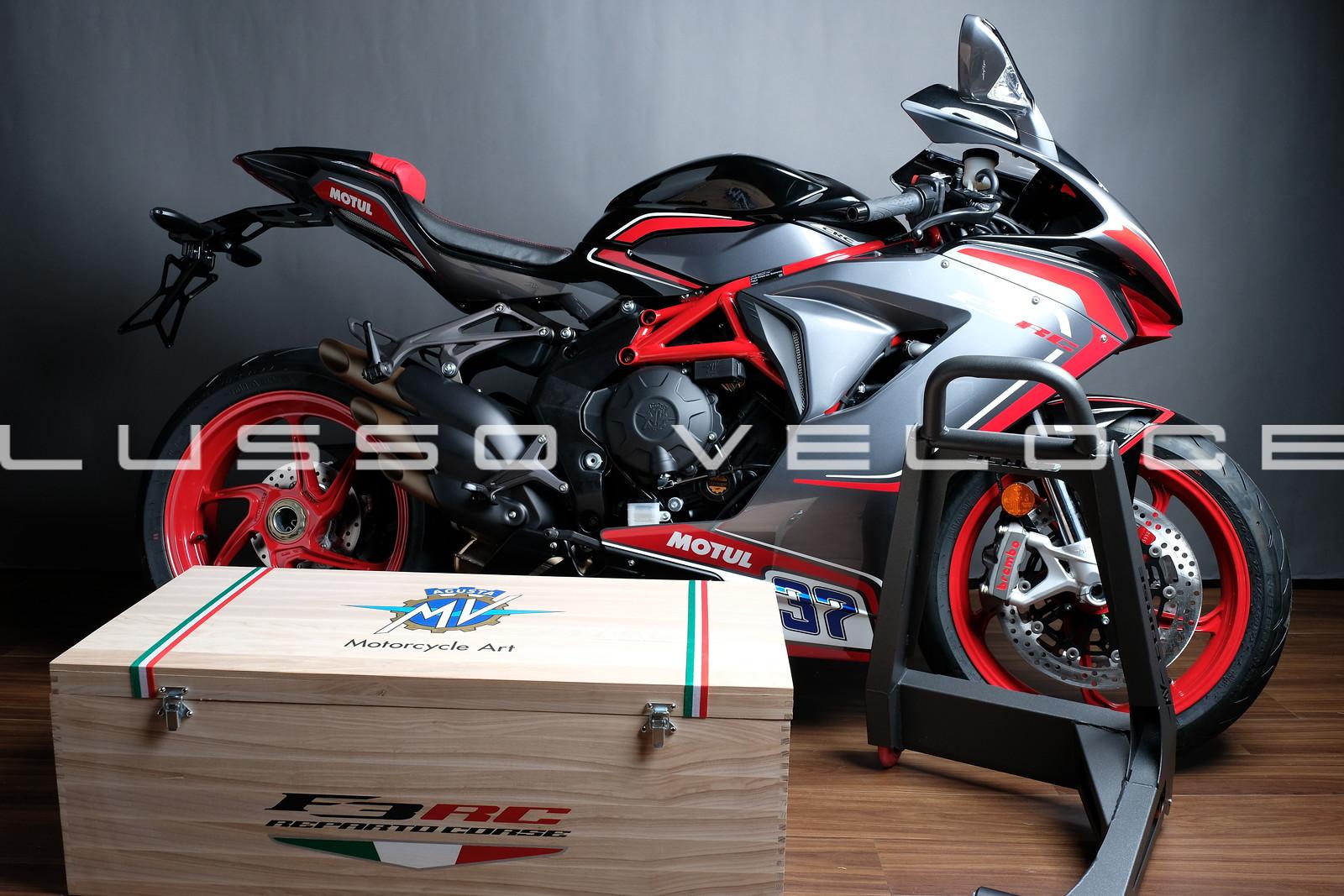MV Agusta F3 RC special edition
