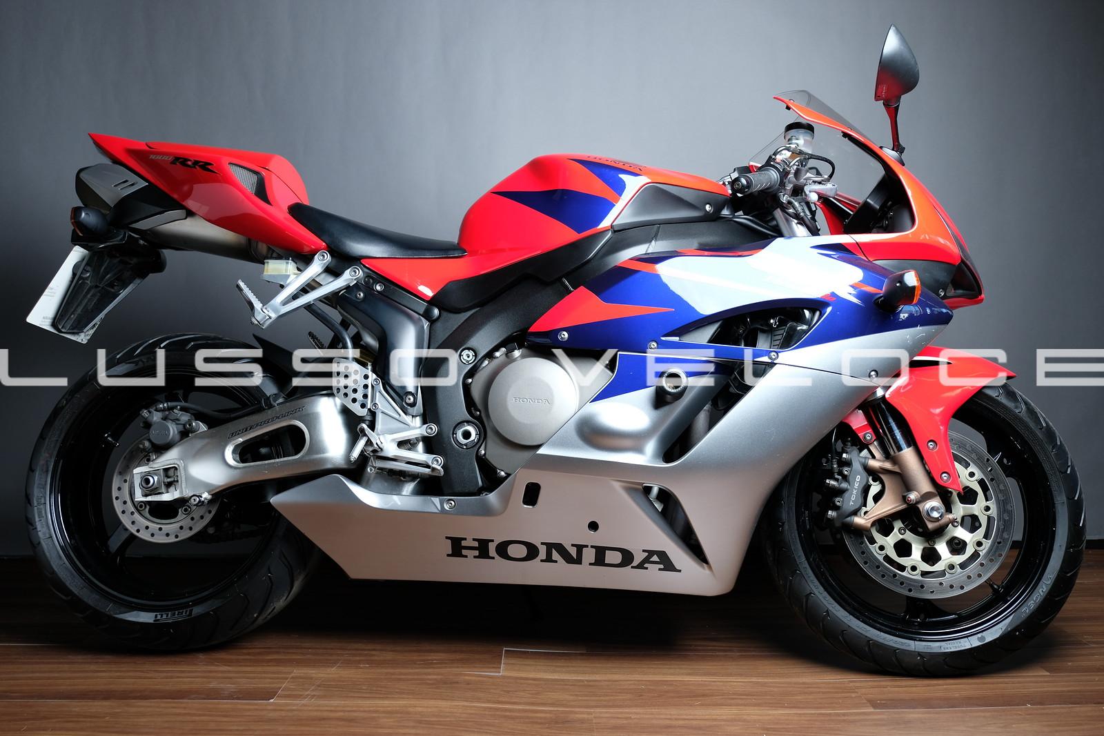 Honda CBR 1000 RR RR5 2005 Fireblade