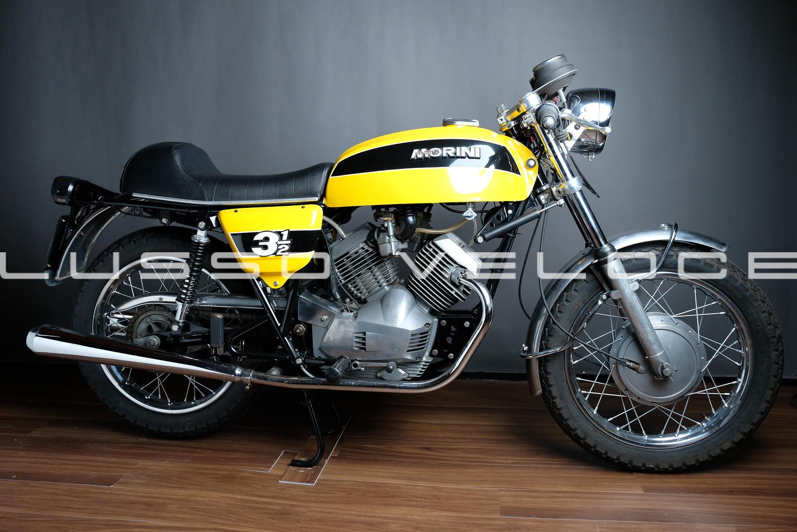 Moto Morini 350 Strada