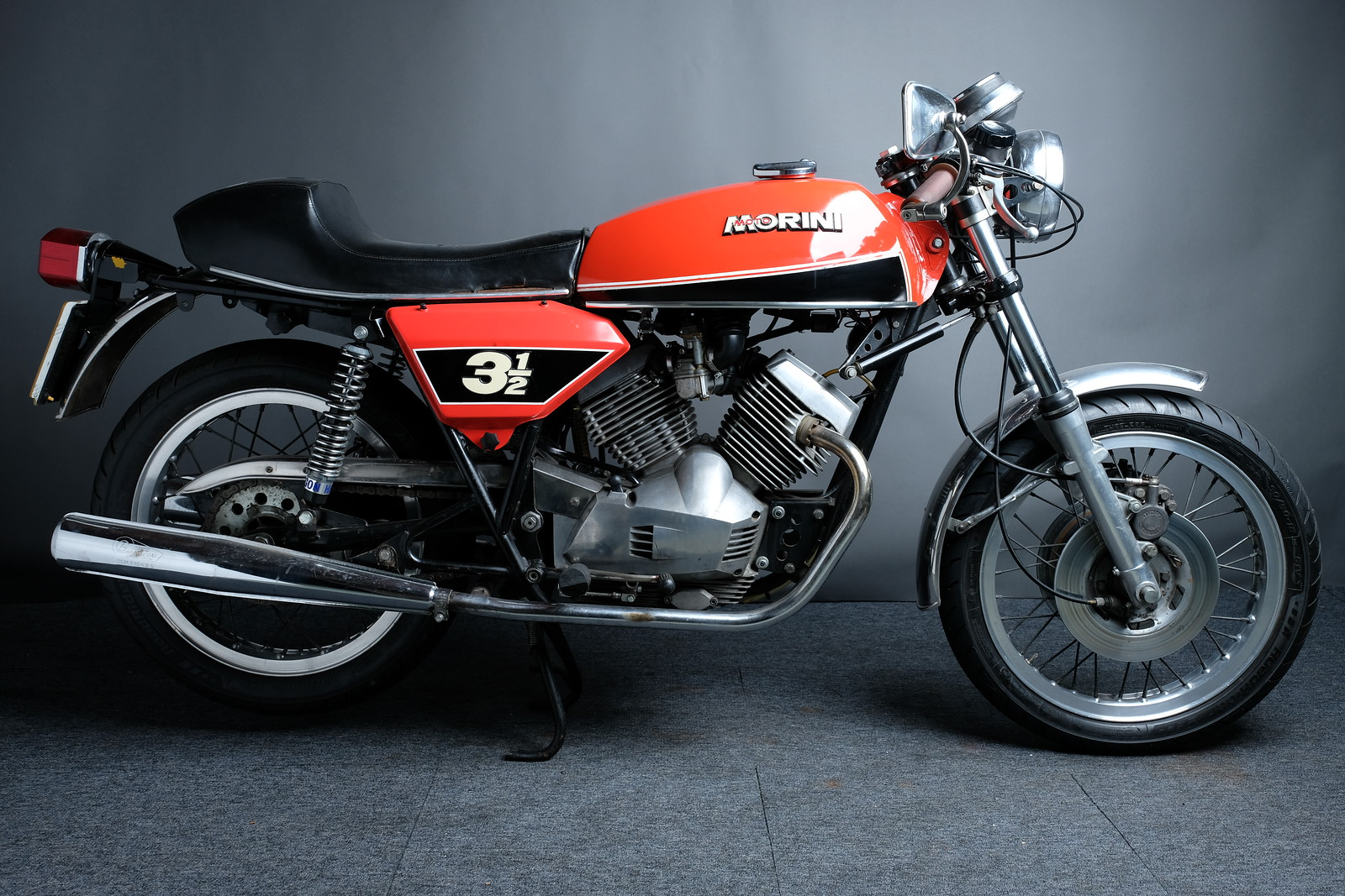 Moto Morini Sport 1976