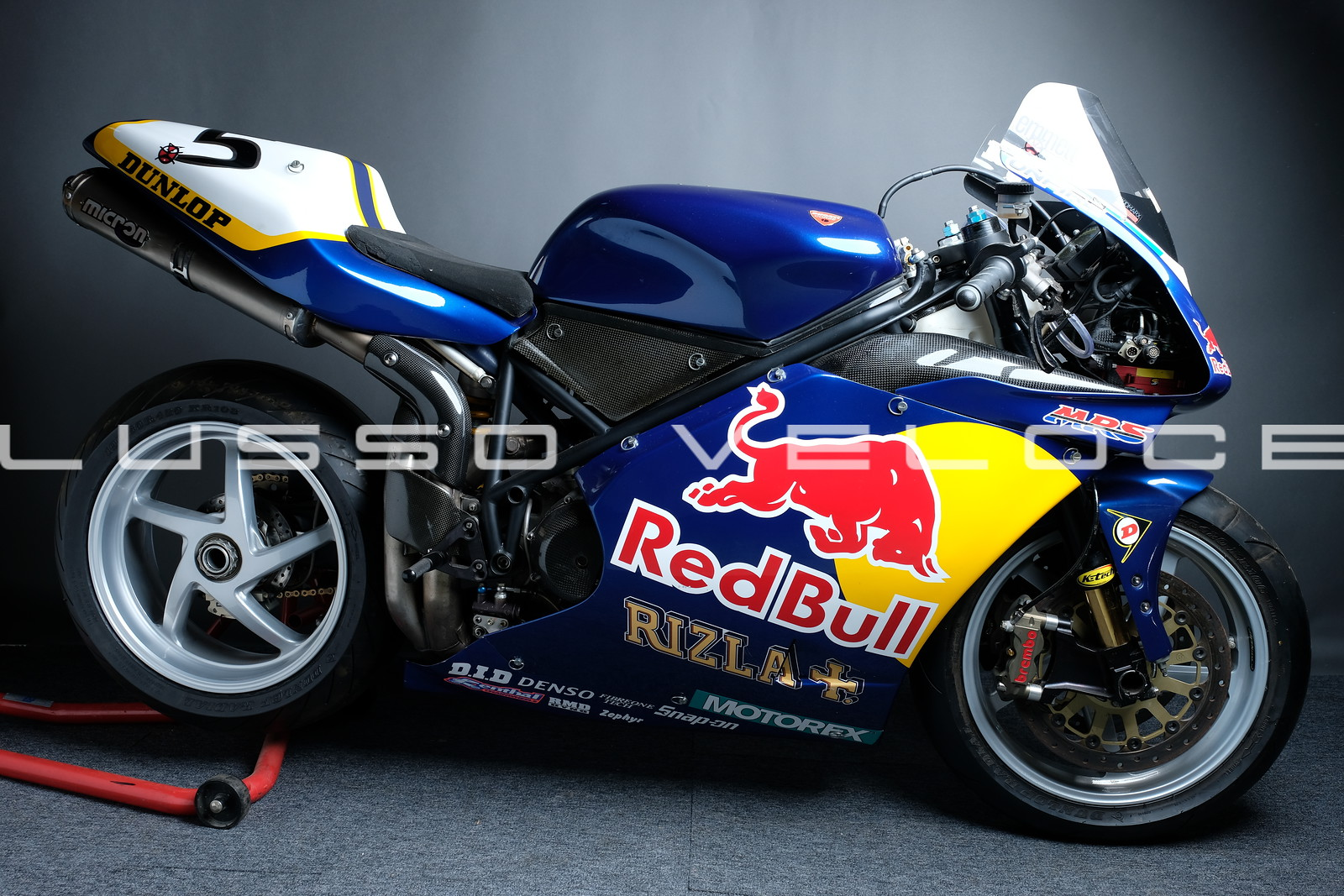 Ducati 996 RS Ex BSB Emmet