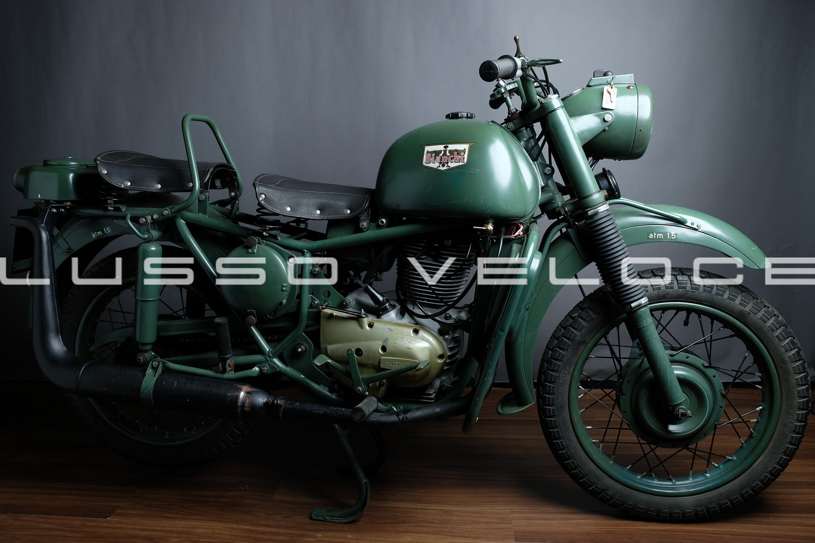 Bianchi MT61 Military