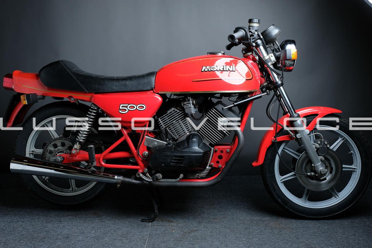 Moto Morini 500
