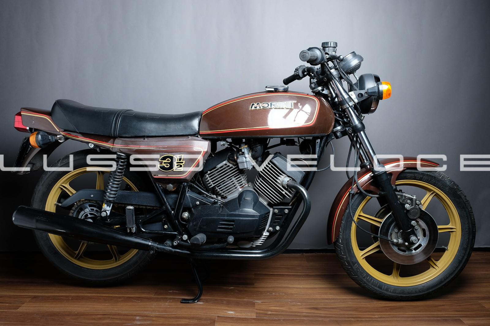 Moto Morini 350 Strada with Elec start