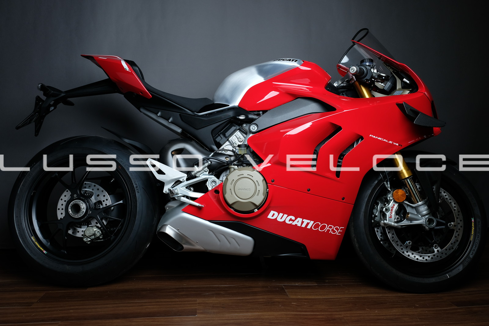 Ducati V4R just 500 miles from new