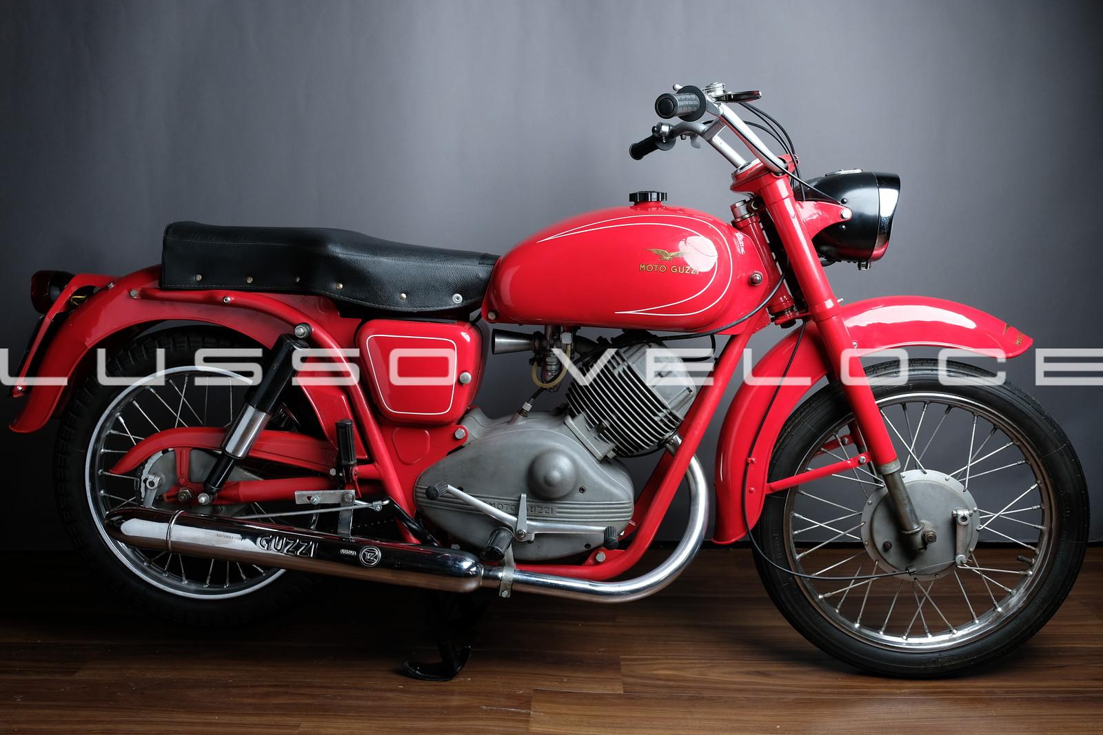 Moto Guzzi 175 sport OHC Lodola