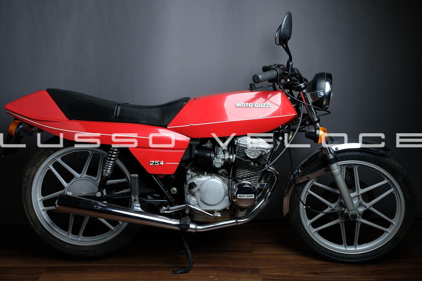 Moto Guzzi 254