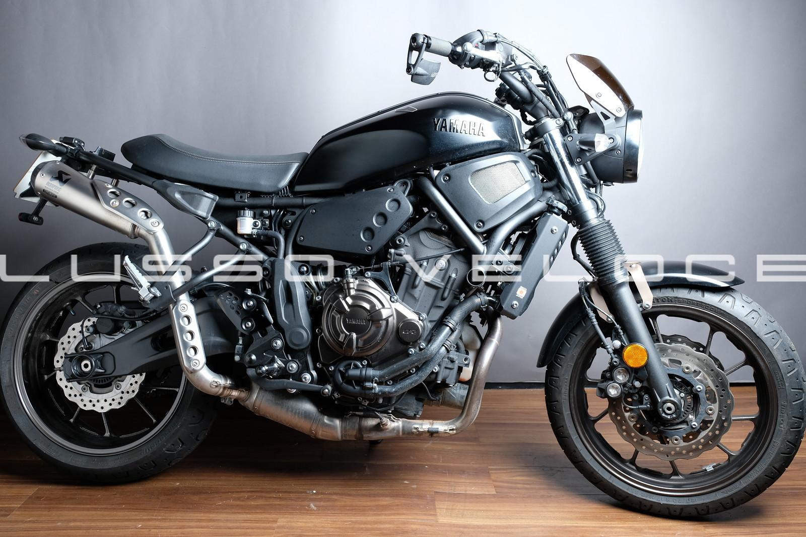 Yamaha XSR 700 Twin