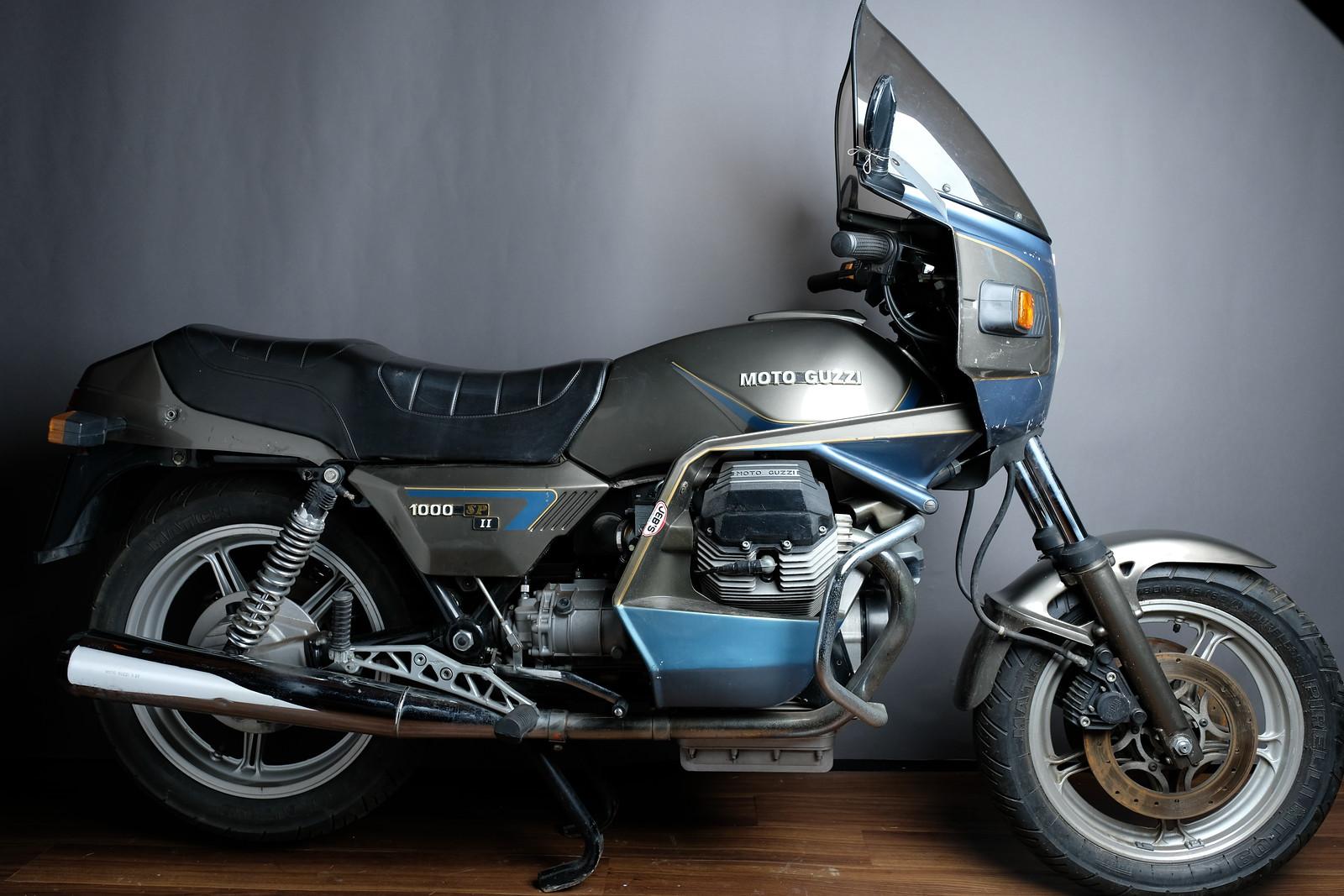 Moto Guzzi 1000 SP 2