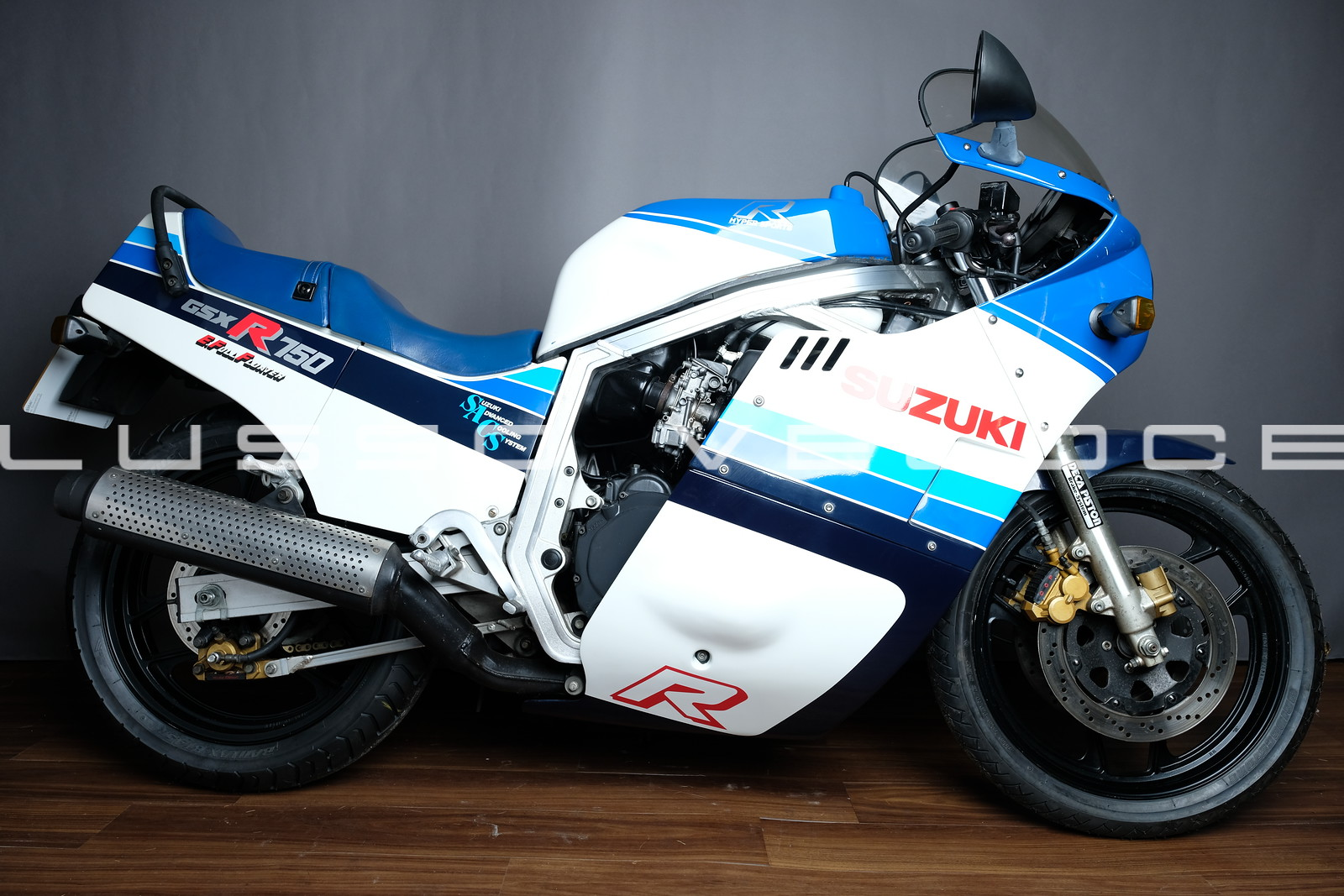 Suzuki GSXR 750 First Series 1985