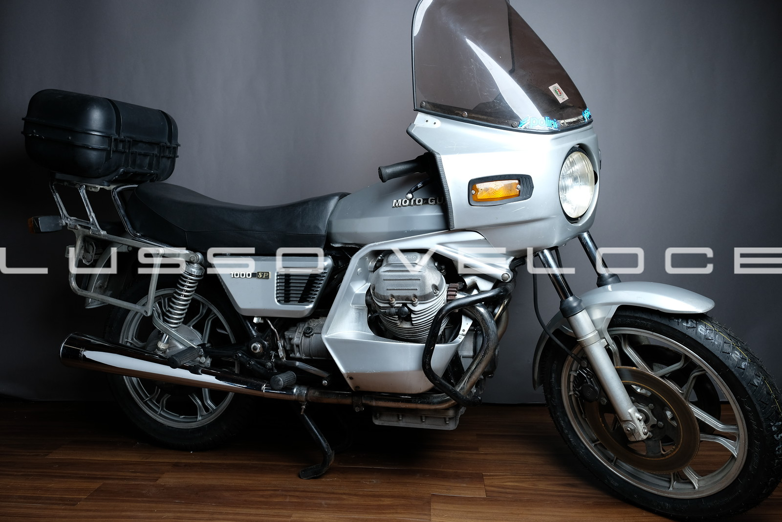 Moto Guzzi SP