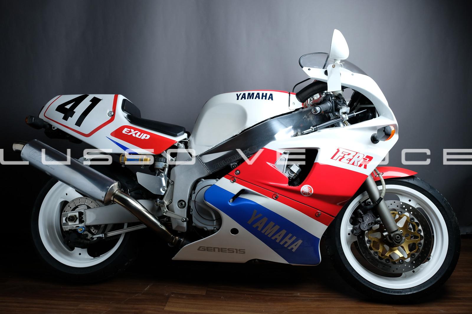 Yamaha FZR 750R OW01