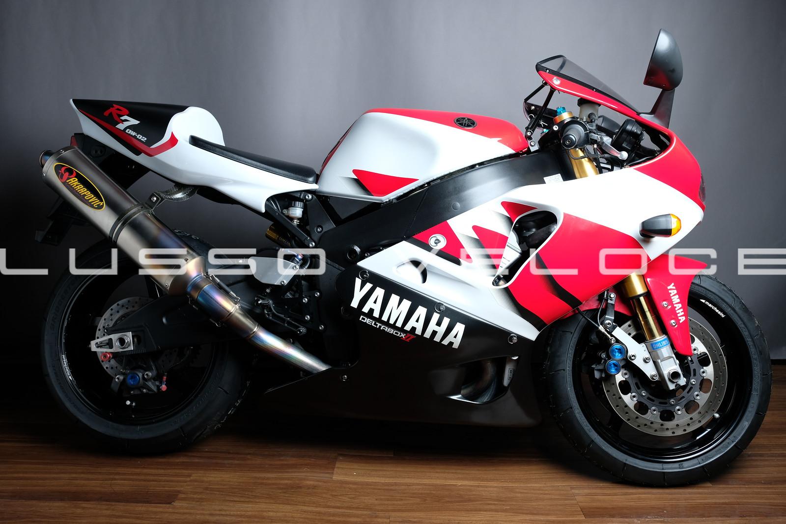 Yamaha R7 OW02