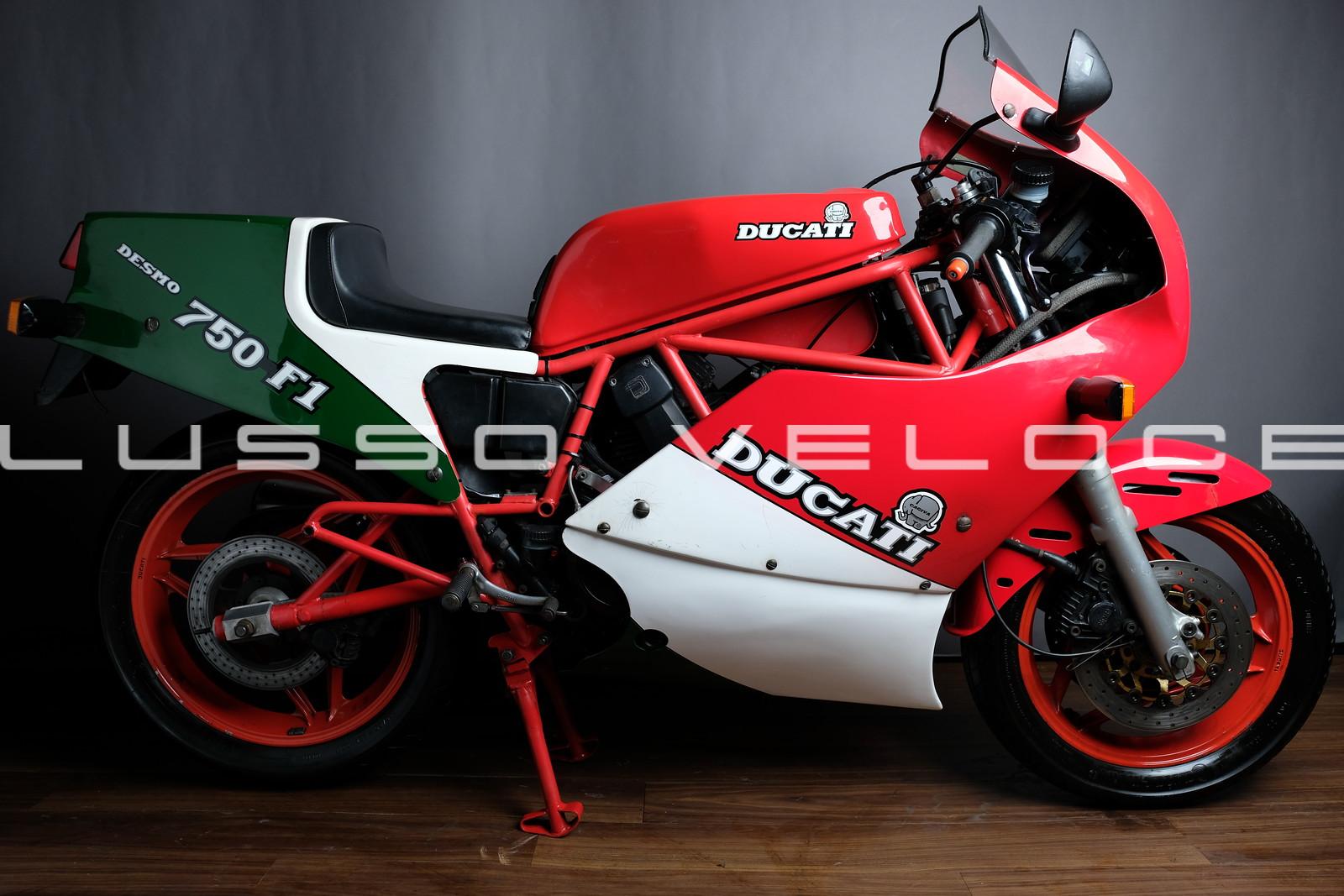 Ducati F1 750