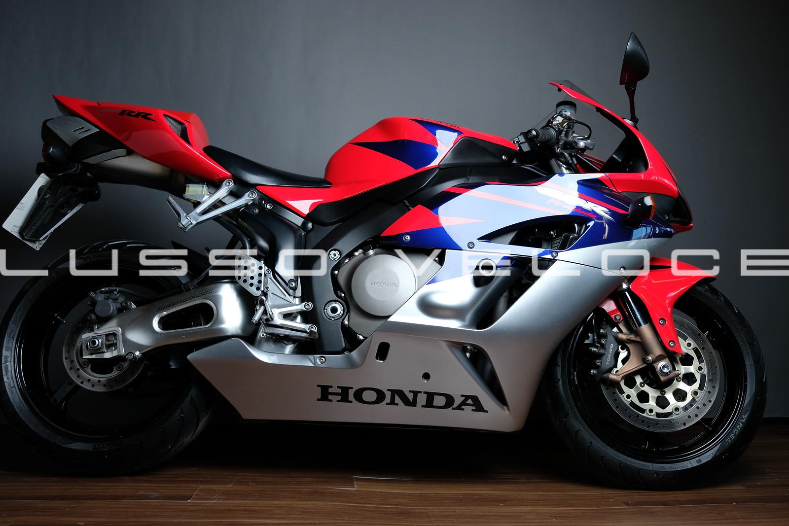 Honda Fireblade RR5