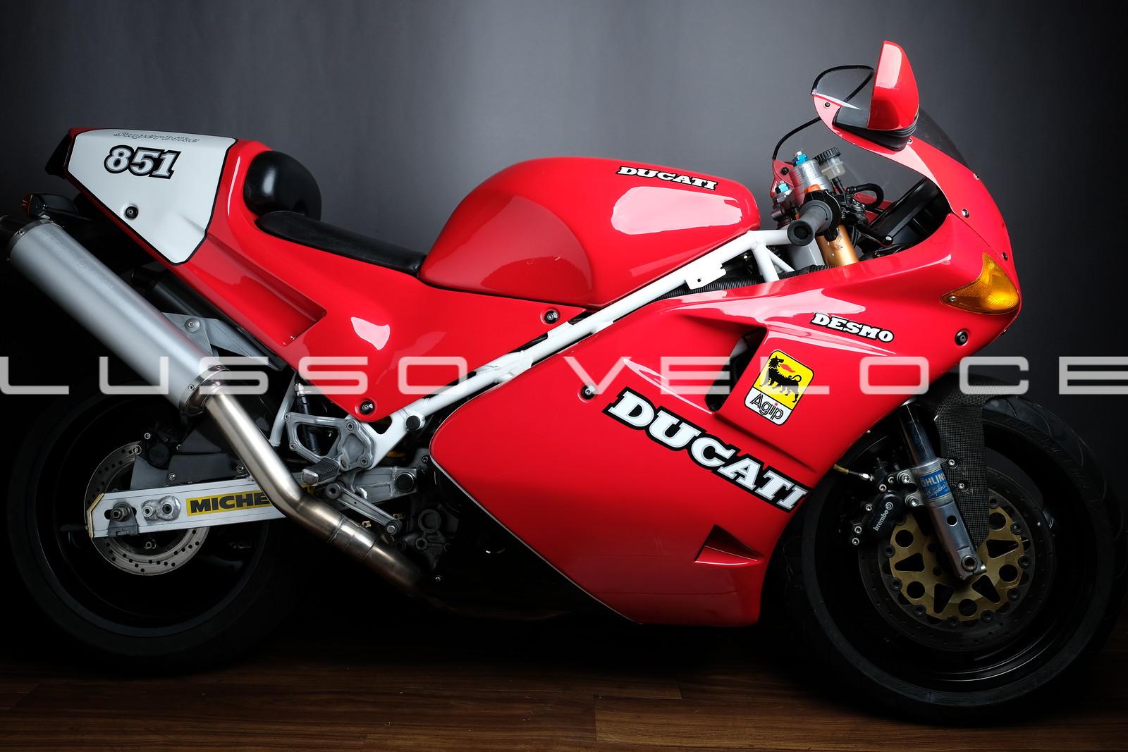 Ducati 888 851 SP3