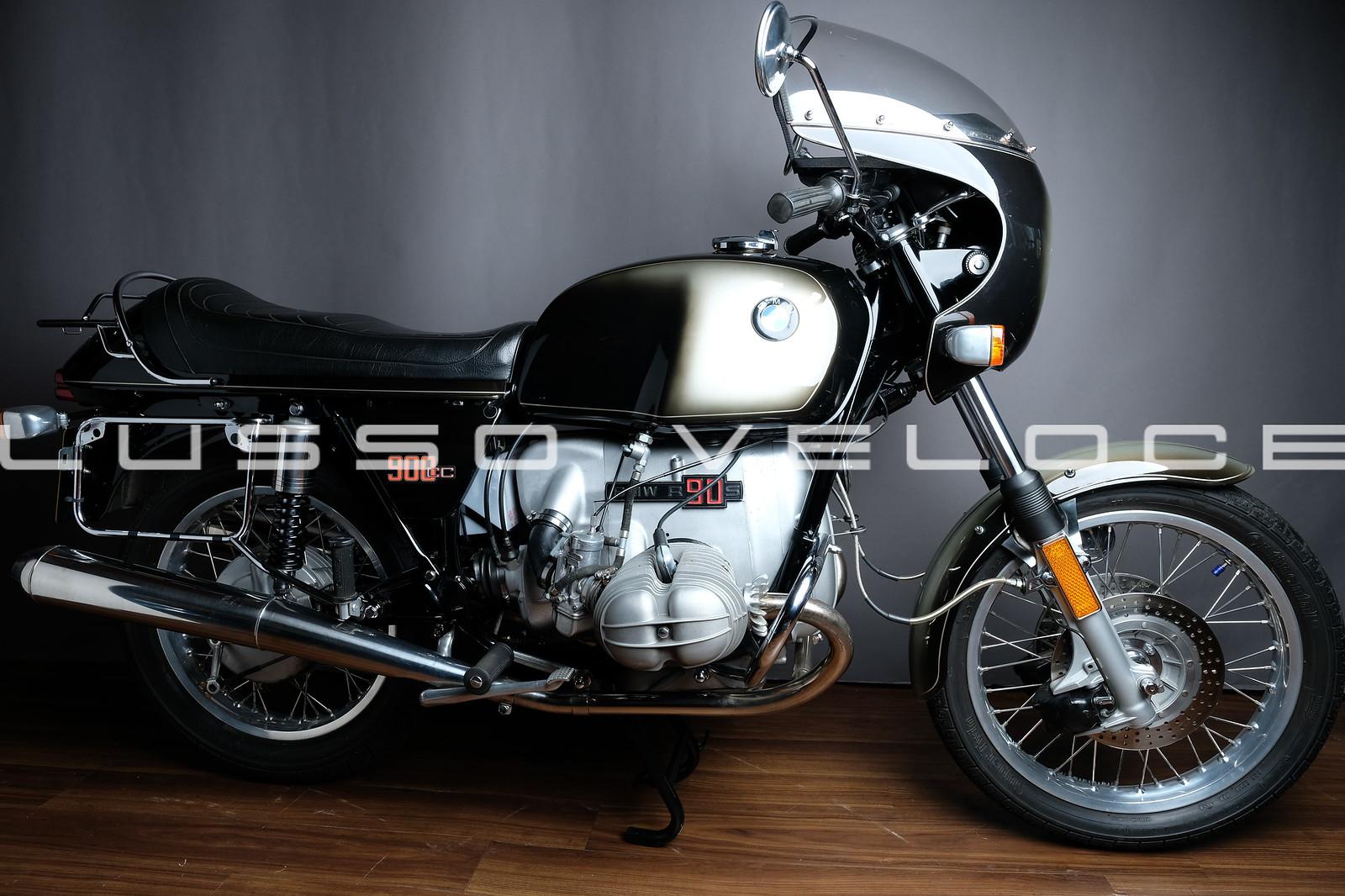 BMW R90 S