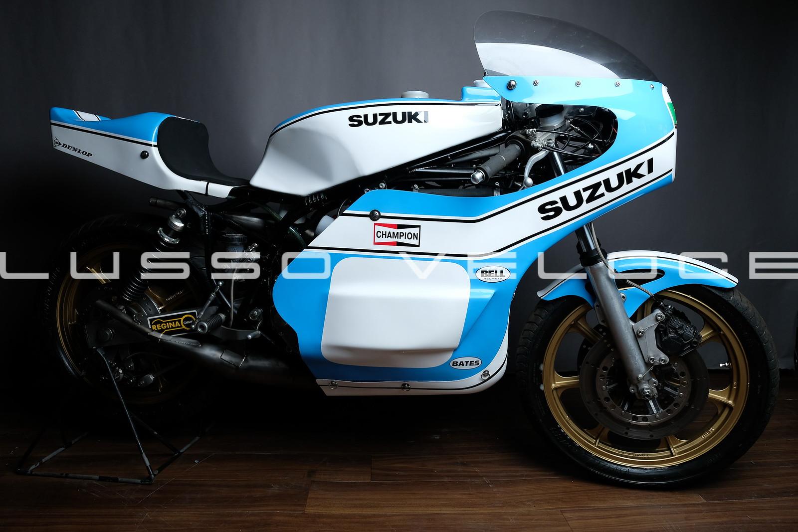 Suzuki TR 750 XR11