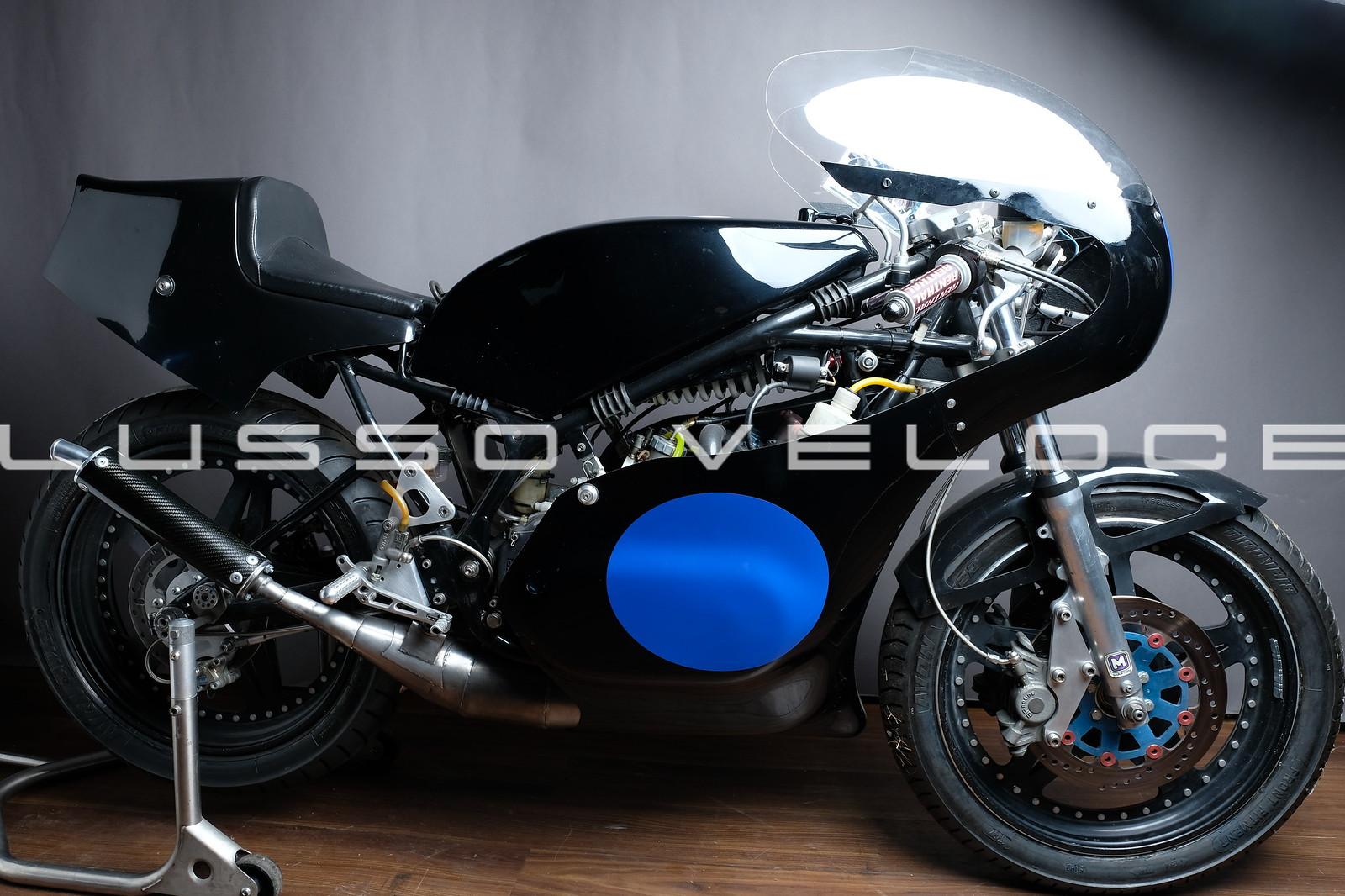 Yamaha Harris TZ 350 GP