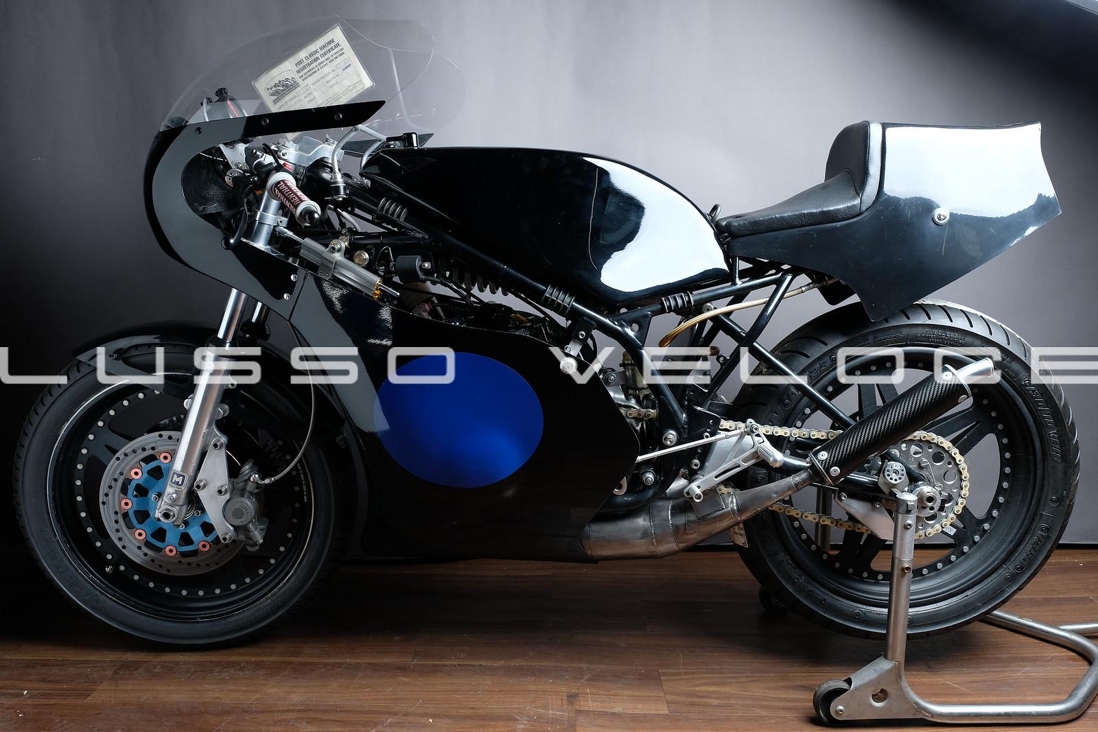 Yamaha TZ 350 3G3 NEW BUILD