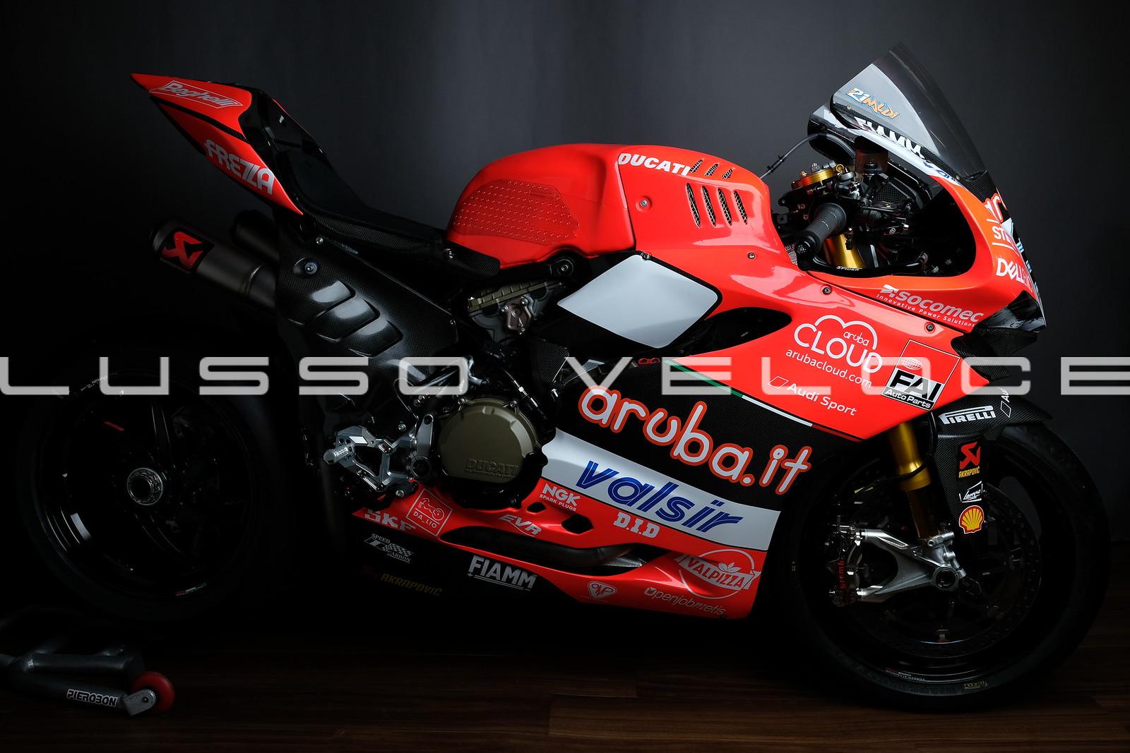 Ducati F18 Rinaldi WSBK