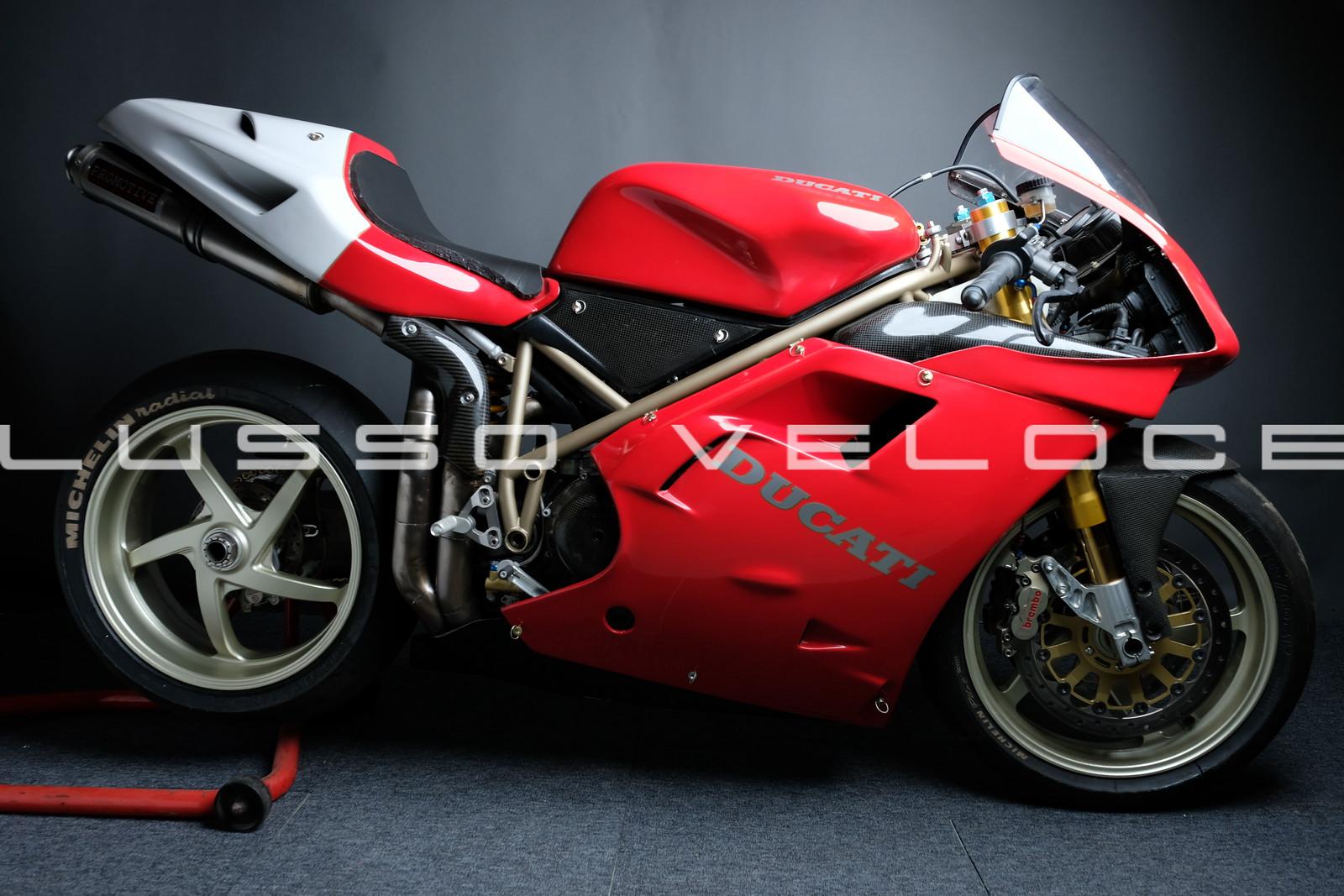 Ducati 955 RS