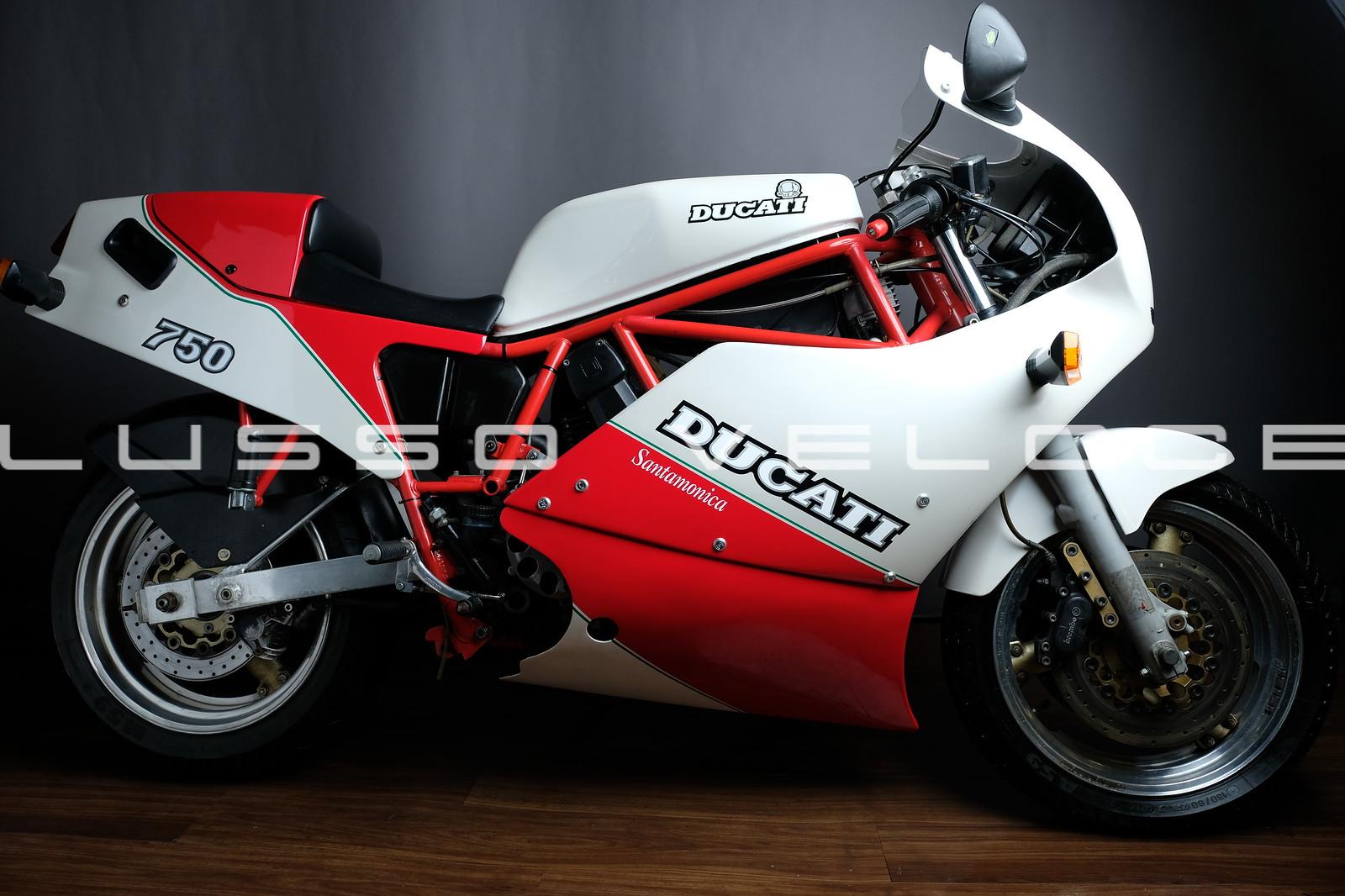 Ducati Santamonica 750