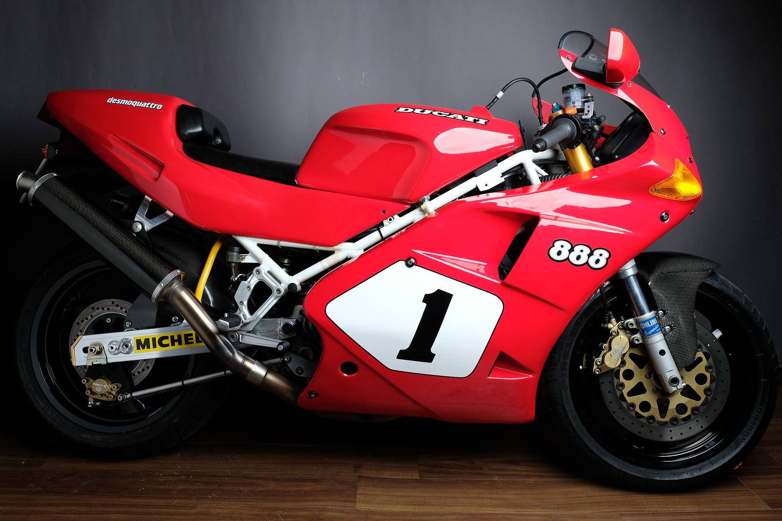 Ducati 888 SP4S
