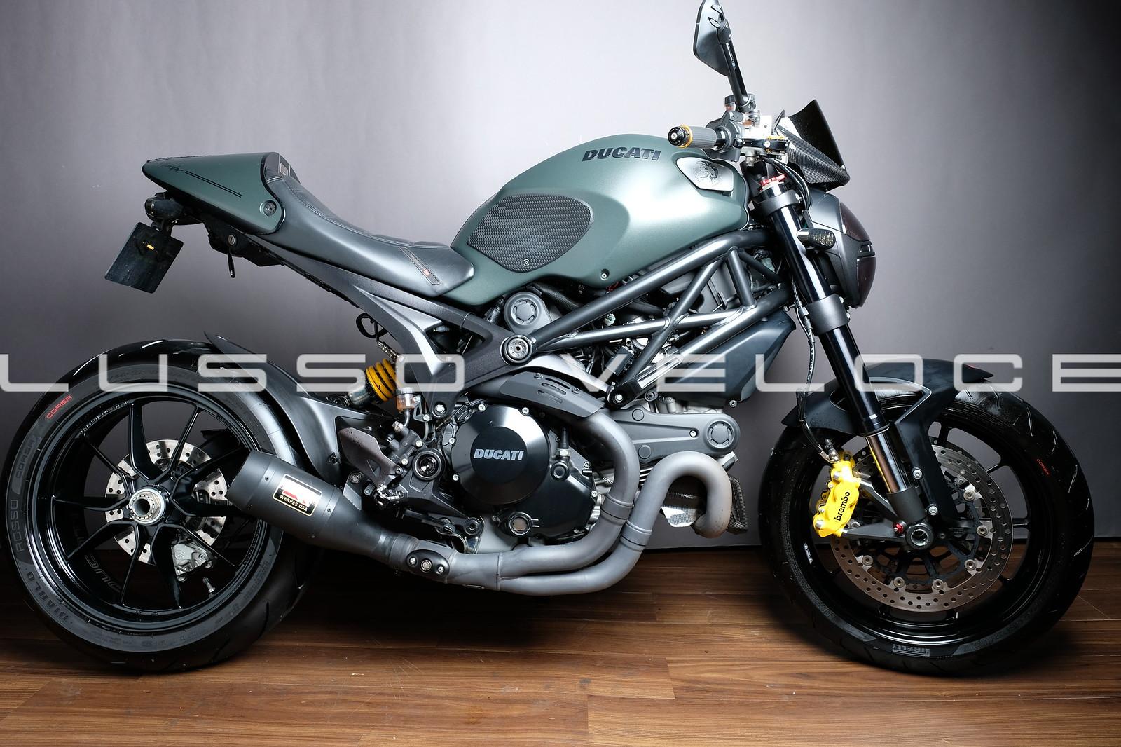 Ducati Monster 1100 Evo Diesel Special edition