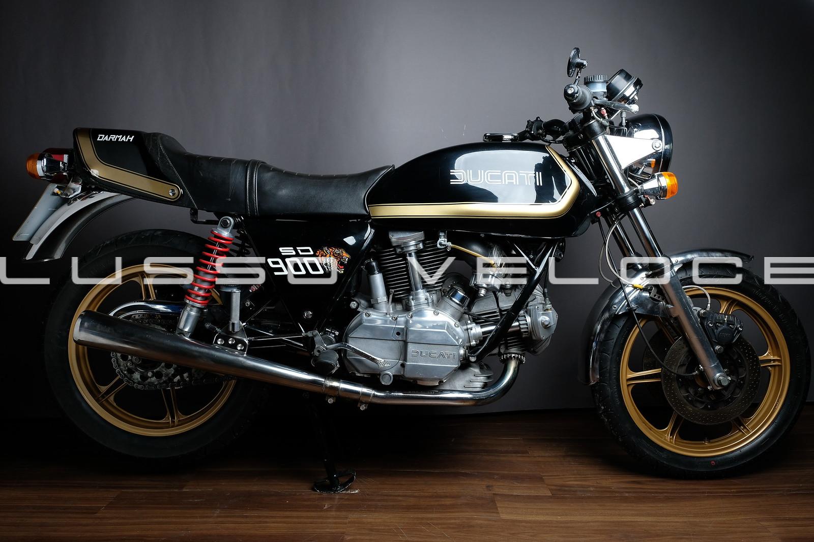 Ducati Darmah 900