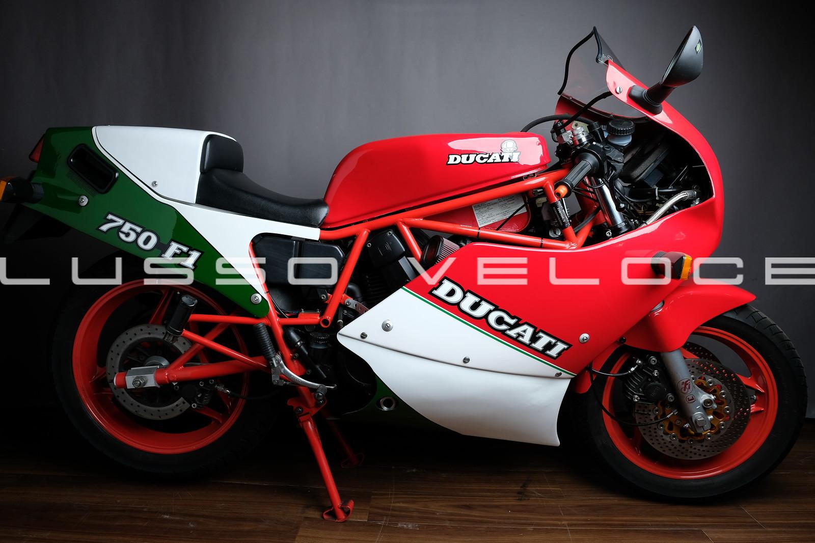 Ducati F1 750 Pantah