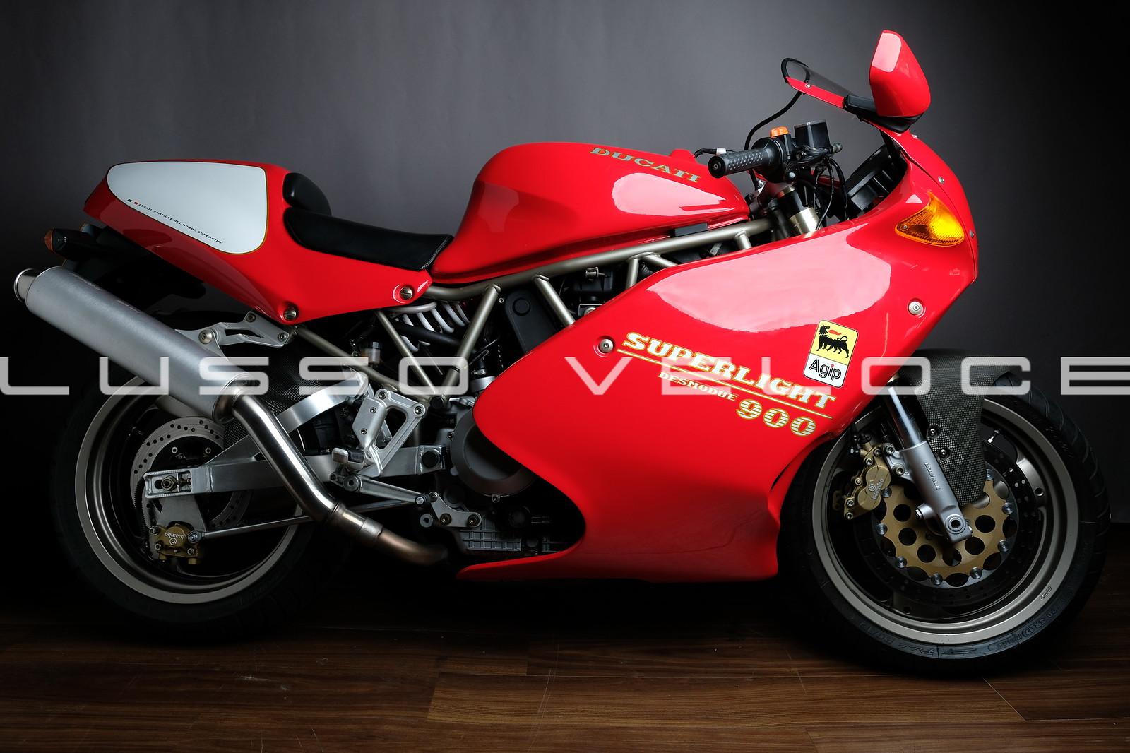 Ducati 900 Superlight SL 900
