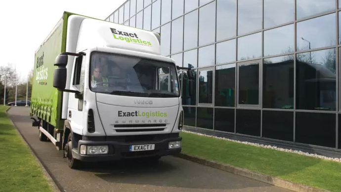 Exact Logistics - UK Pallet Delivery