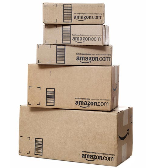 Amazon UK Fulfilment Centres