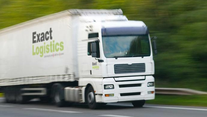 Exact Logistics - International transport to/from Europe