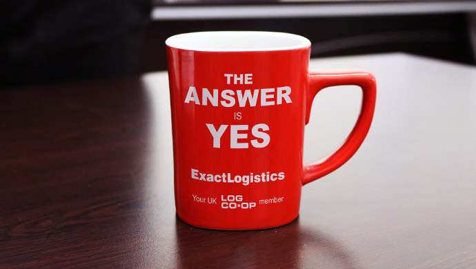 Exact Logistics - The answer is yes