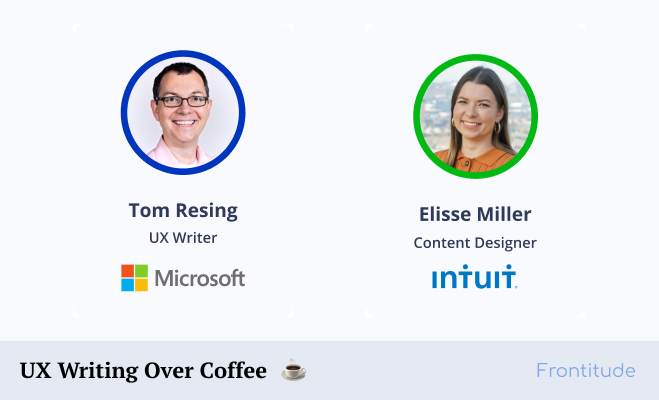 UX Writing Over Coffee: UX writers talk about their workflow - Part 2