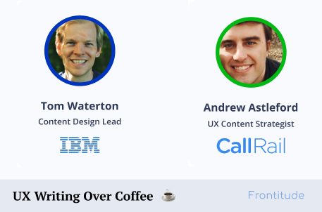 UX Writing Over Coffee: UX writers talk about their workflow - Part 3