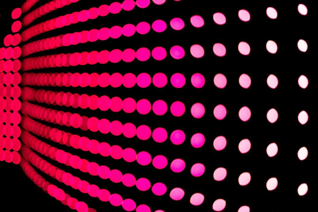 Pink Lights Spot Digital Christchurch NZ