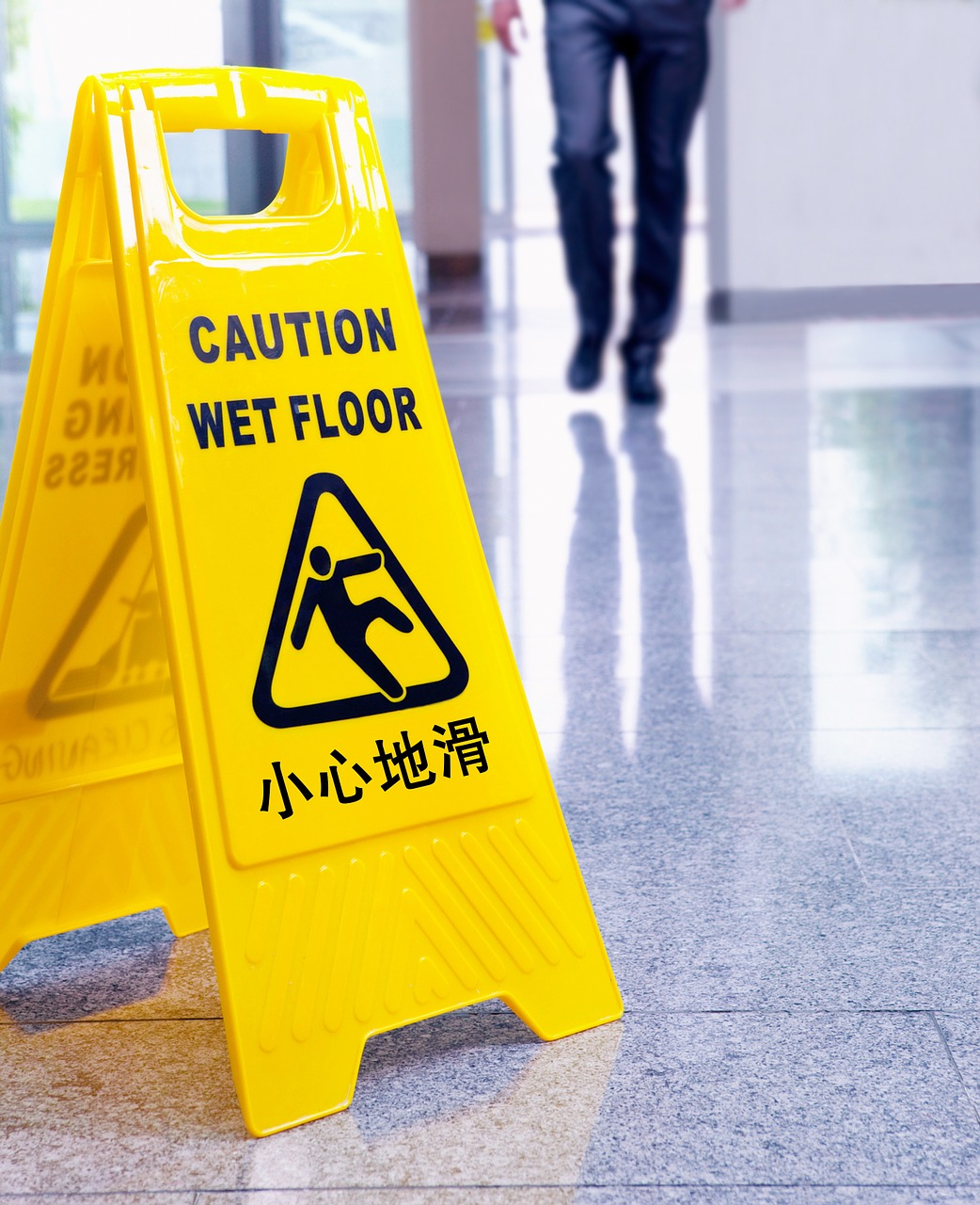 Don't let your slip and fall slip away. Call ADV MED HELP Today and let us get you the medical and legal help you need.