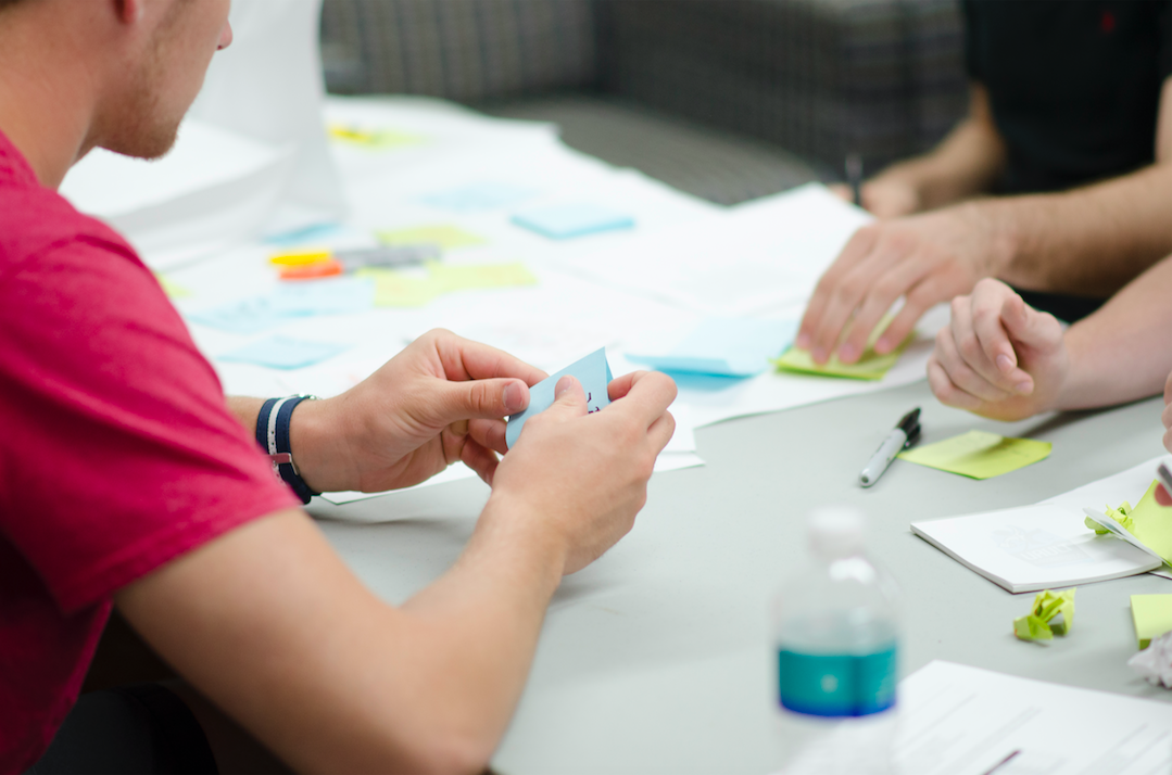 Who Should Lead Your Design Sprint