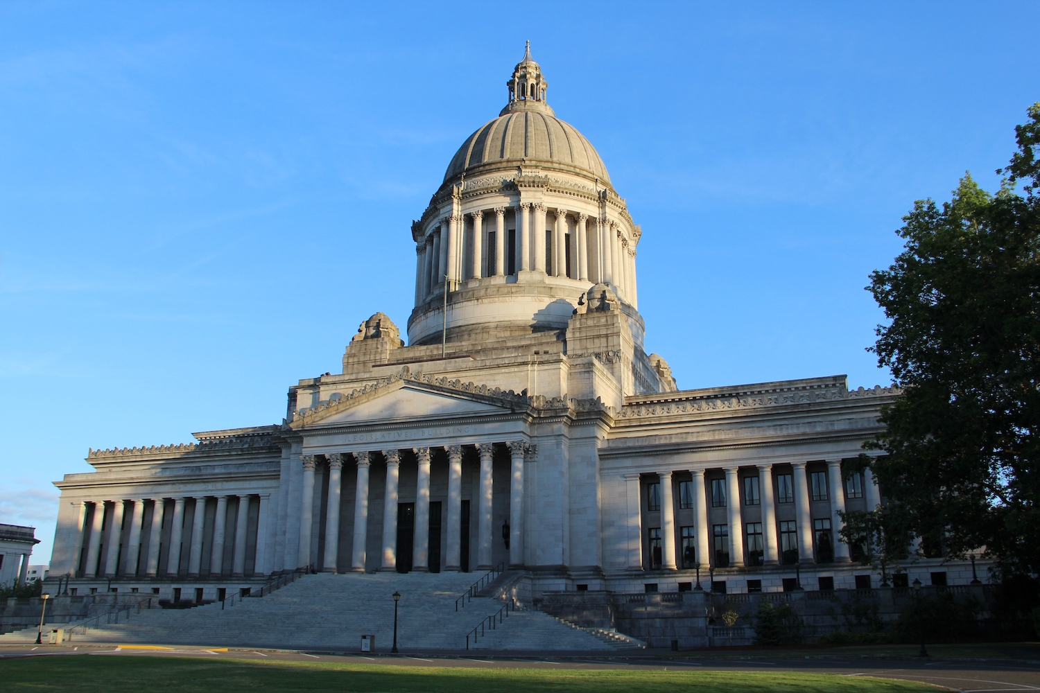 Washington State Capitol (Olympia, Washington)