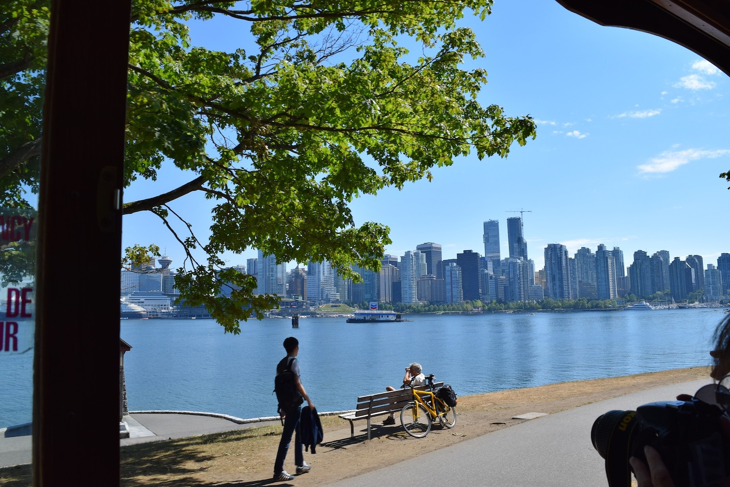 Stanley Park, Downtown Vancouver BC