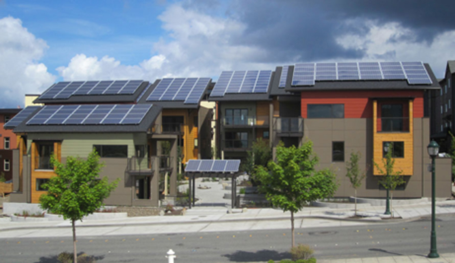Net-Zero Town Home in Issaquah, WA-Issaquah City Council