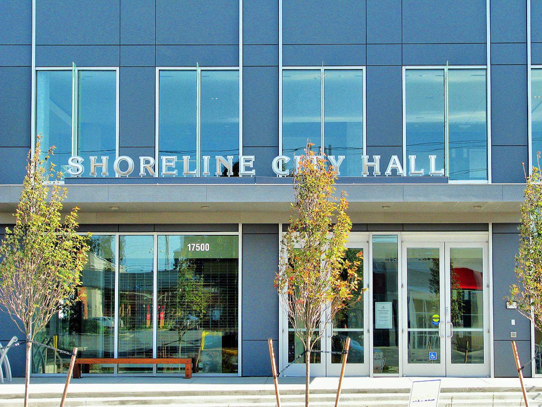Shoreline City Hall