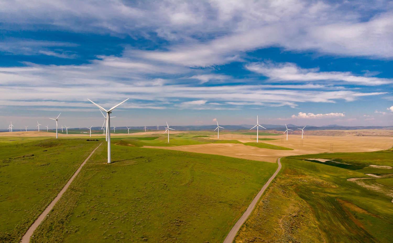 Idaho Falls Wind Farm