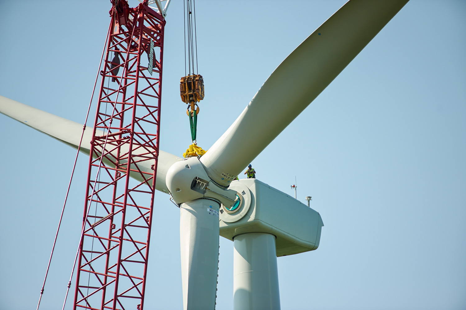 Cross Winds Energy Park Starts Operations