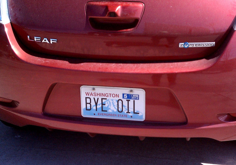 Bye Oil